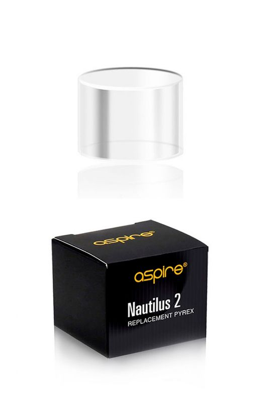 Aspire Nautilus 2 Pyrex Glass Tube (Replacement Glass)